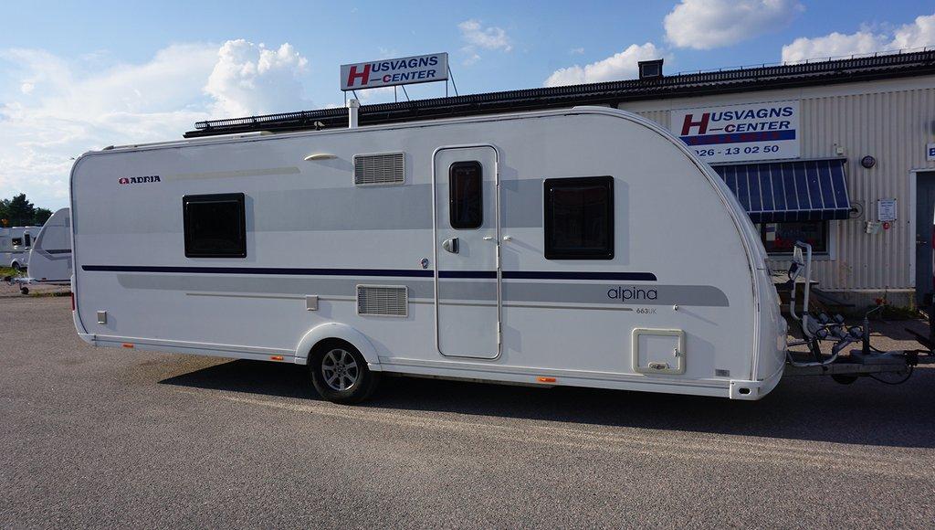 Adria 663 UK Alpina