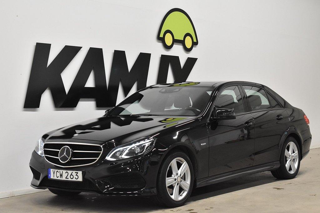 Mercedes-Benz E 350 d 4Matic | AMG | D-värm | Drag | 258hk