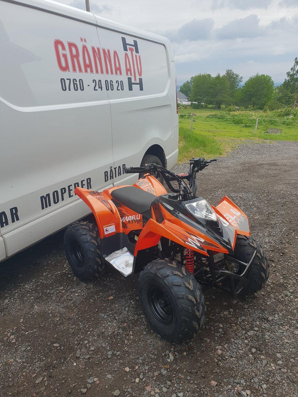 Viarelli 90cc, OMG LEV Gränna ATV