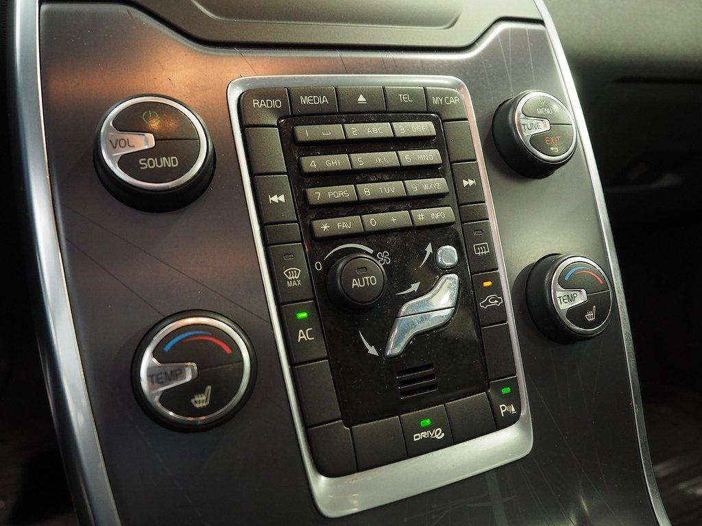 Volvo V70 1.6 DRIVe Ocean Race 115hk (VOC, drag) 2012