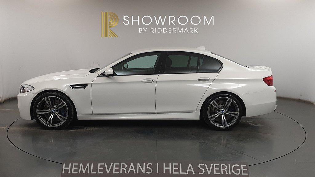 BMW M5 Sedan, F10 (560hk)