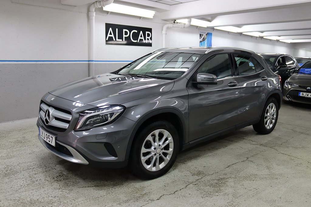 Mercedes-Benz GLA S*Å*L*D