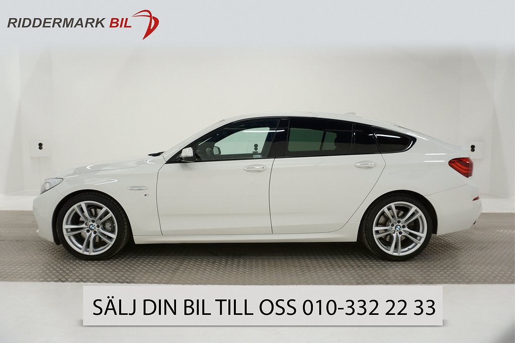 BMW 520 d Gran Turismo M Sport Eu6 184hk Drag Nyservad