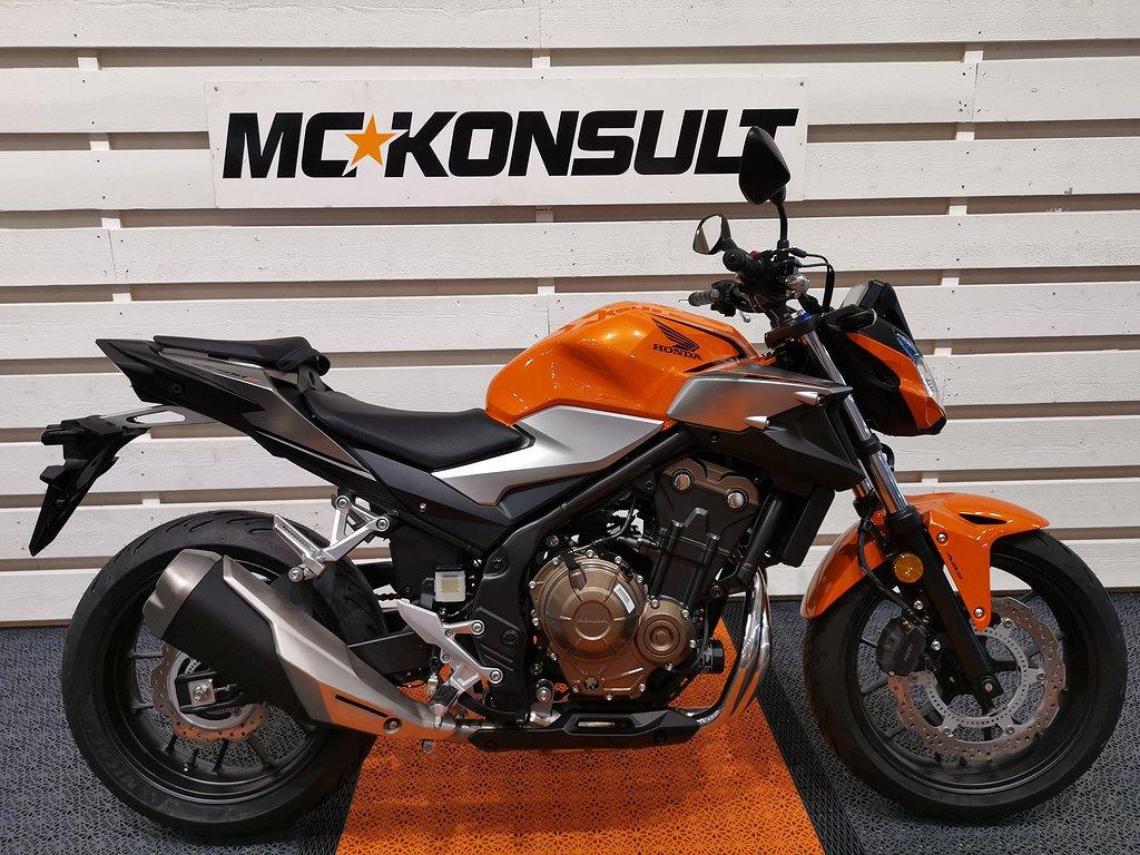 Honda CB500F *SLUTSÅLD*