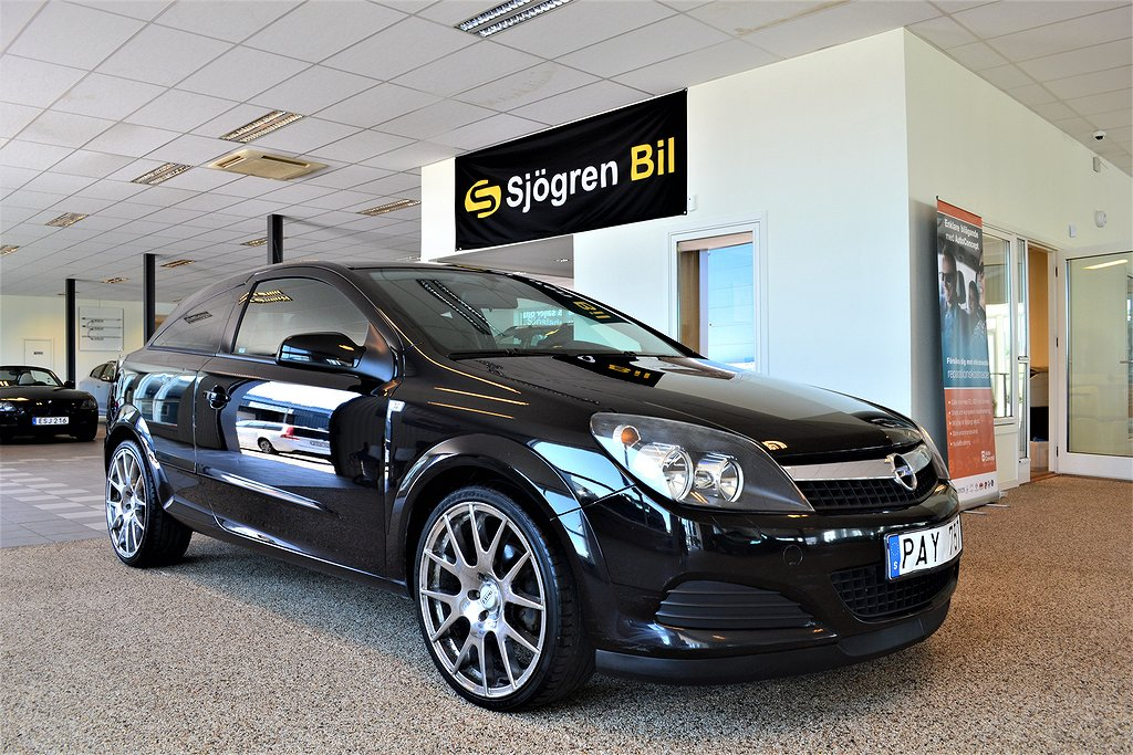 Opel Astra GTC 1.6 Twinport 19