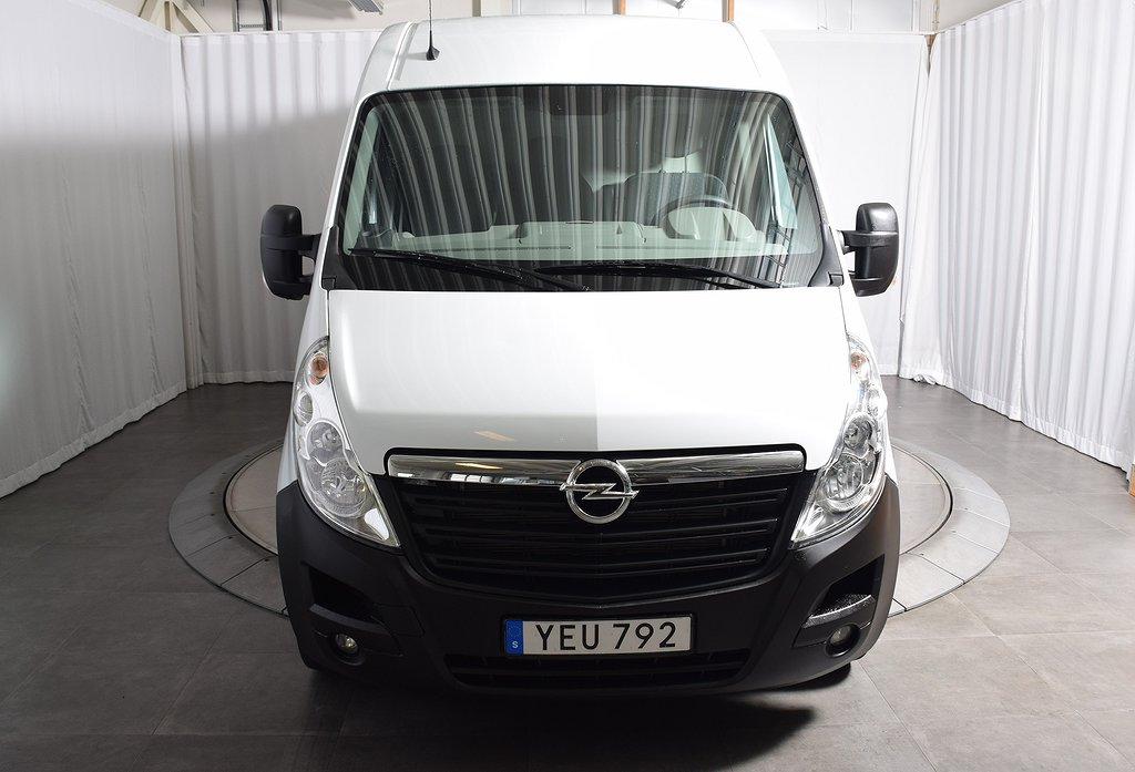 Opel Movano 2,3 CDTi / 145hk BITURBO