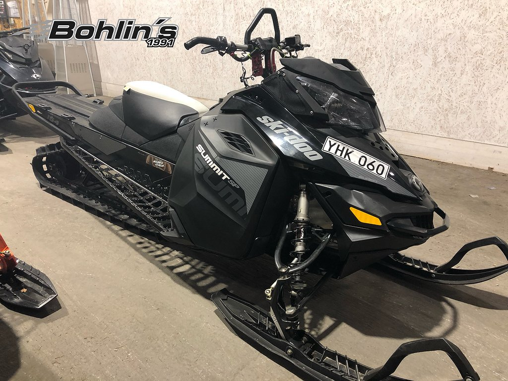 Ski-doo Summit Sp 154 600 E-Tec -17