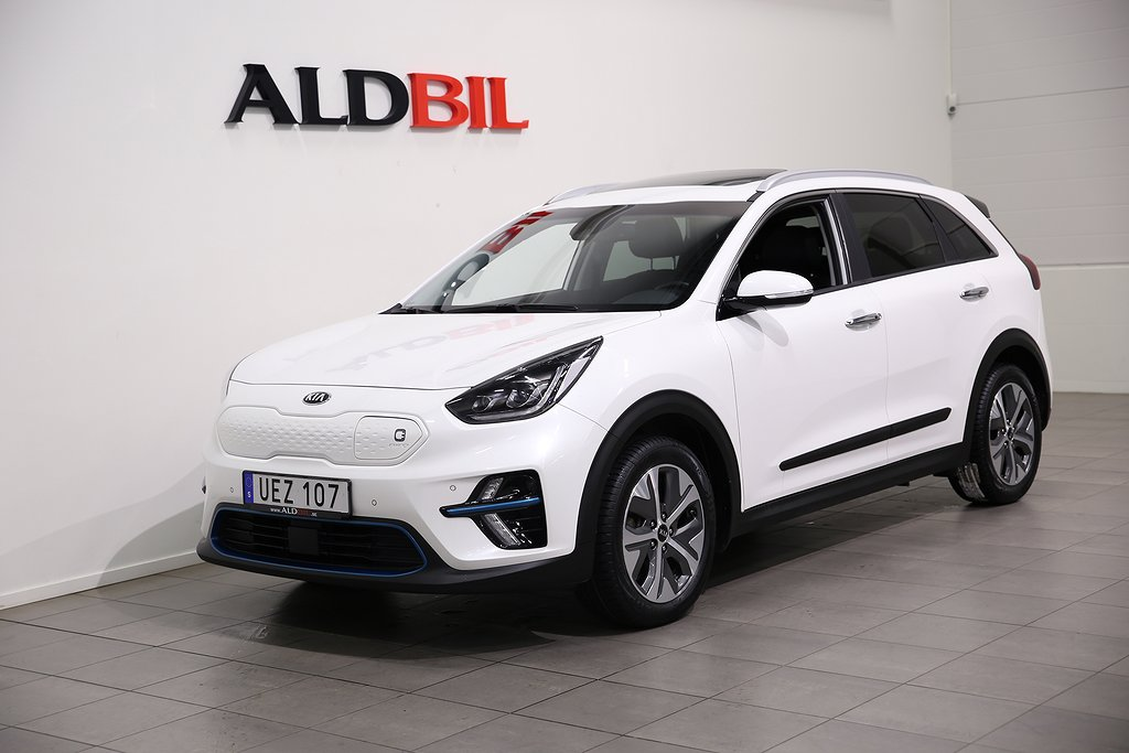 Kia E-Niro 64 kWh 204hk Advance Plus - 1,99% Ränta