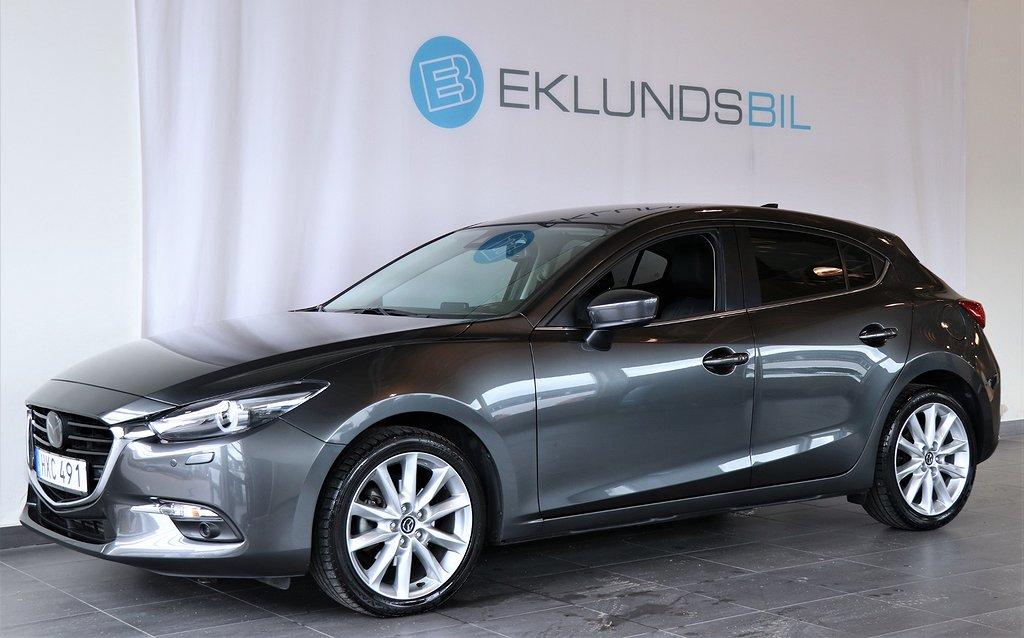 Mazda 3 2.2 Optimum BOSE (150hk)