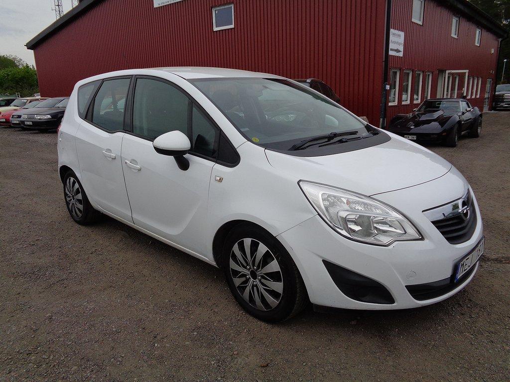 Opel Meriva 1.7 CDTI Automat 101hk*diesel