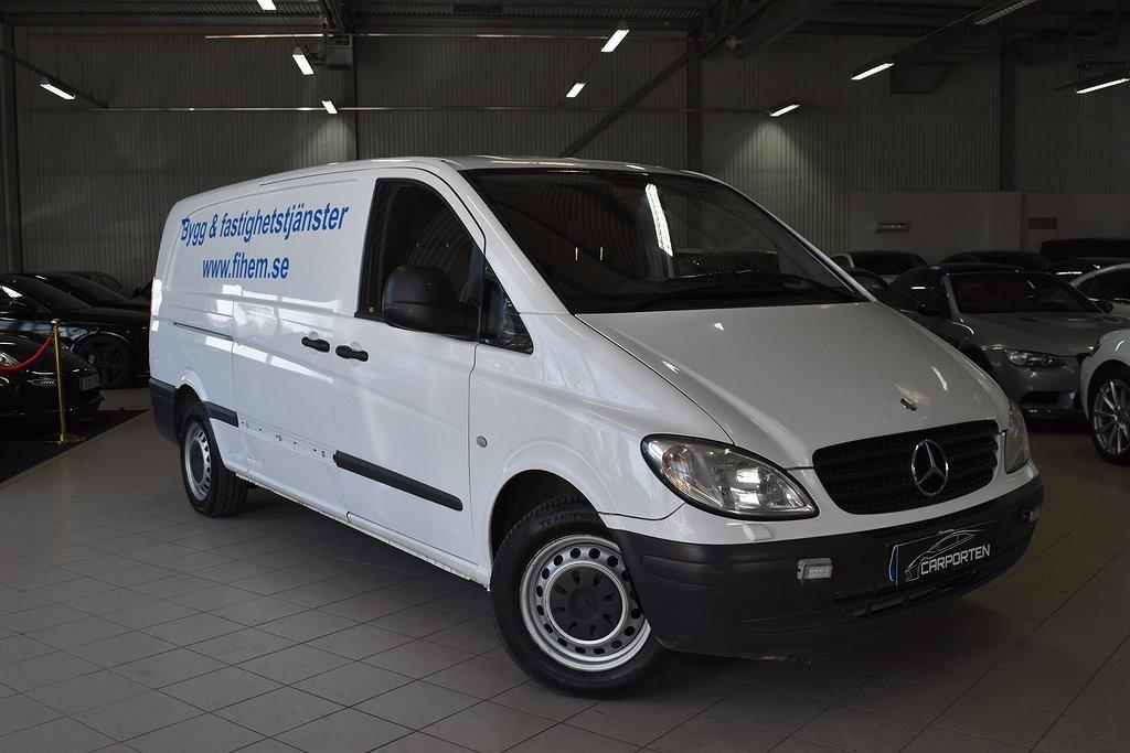 Mercedes-Benz VITO 115 CDI SANERINGS SPOLBIL