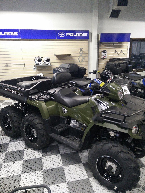 Polaris Sportsman 570 6X6 EPS