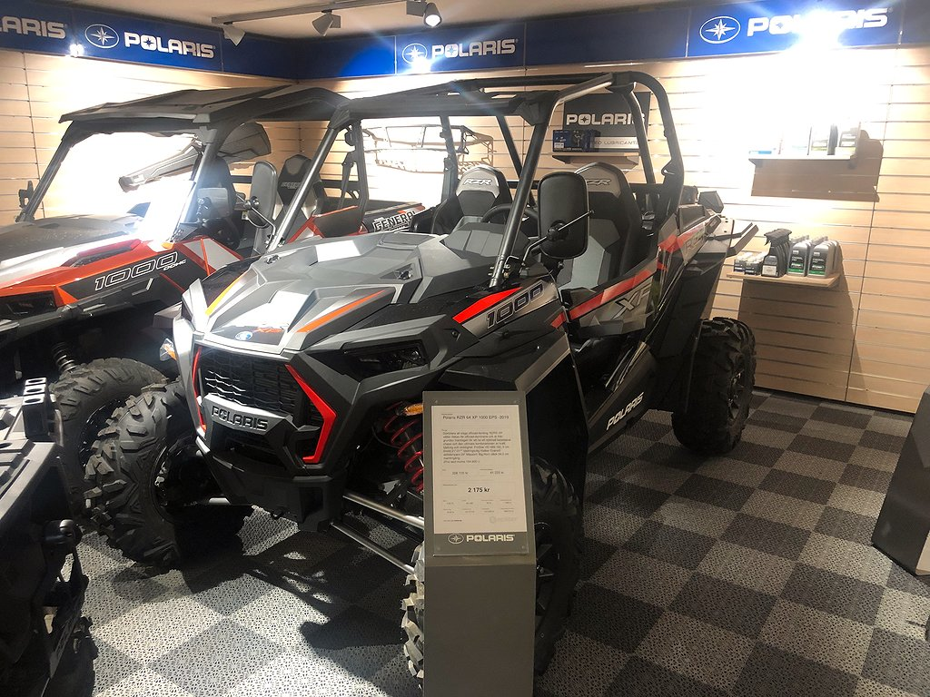 Polaris RZR 64 XP 1000 EPS