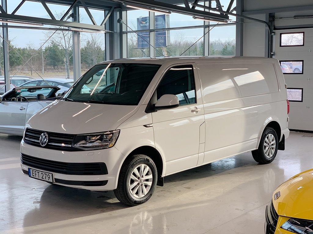 Volkswagen Transporter 2.0 TDI  Lång / Aut / Comfort / 140hk