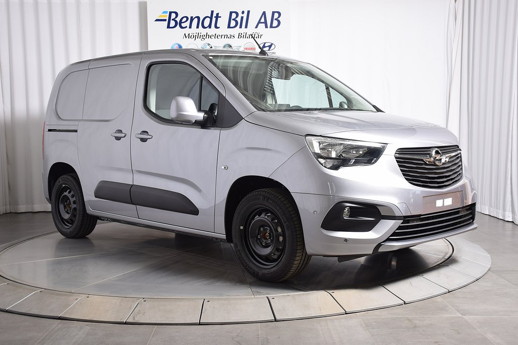 Opel Combo L1H1 / 100hk / LAUNCH EDITION