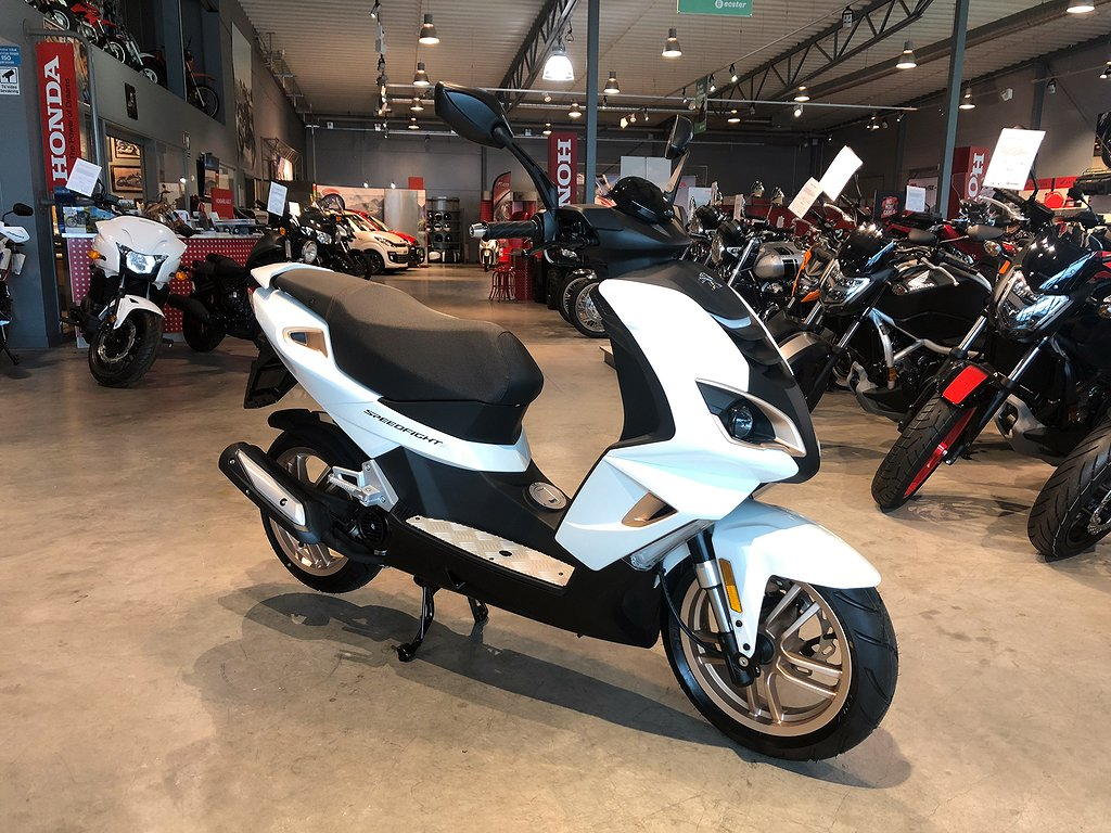 Peugeot Speedfight 4 Pure 4-takt 2018