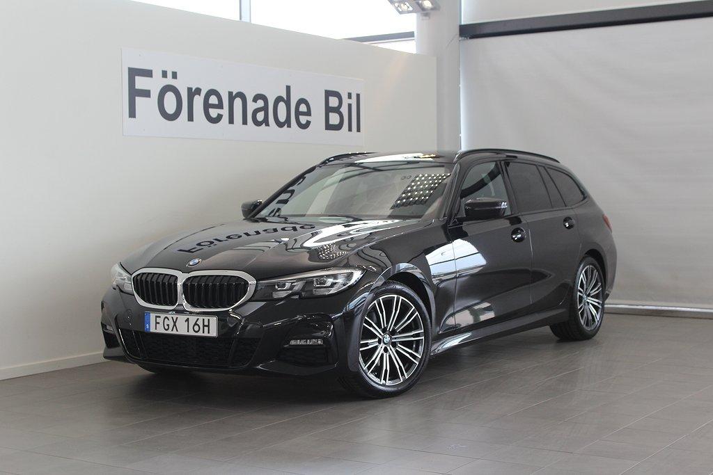 BMW 320 d xDrive Touring M Sport Aut Drag Nav HiFi