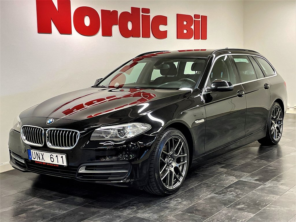 BMW 520 d Touring Euro 6 184hk