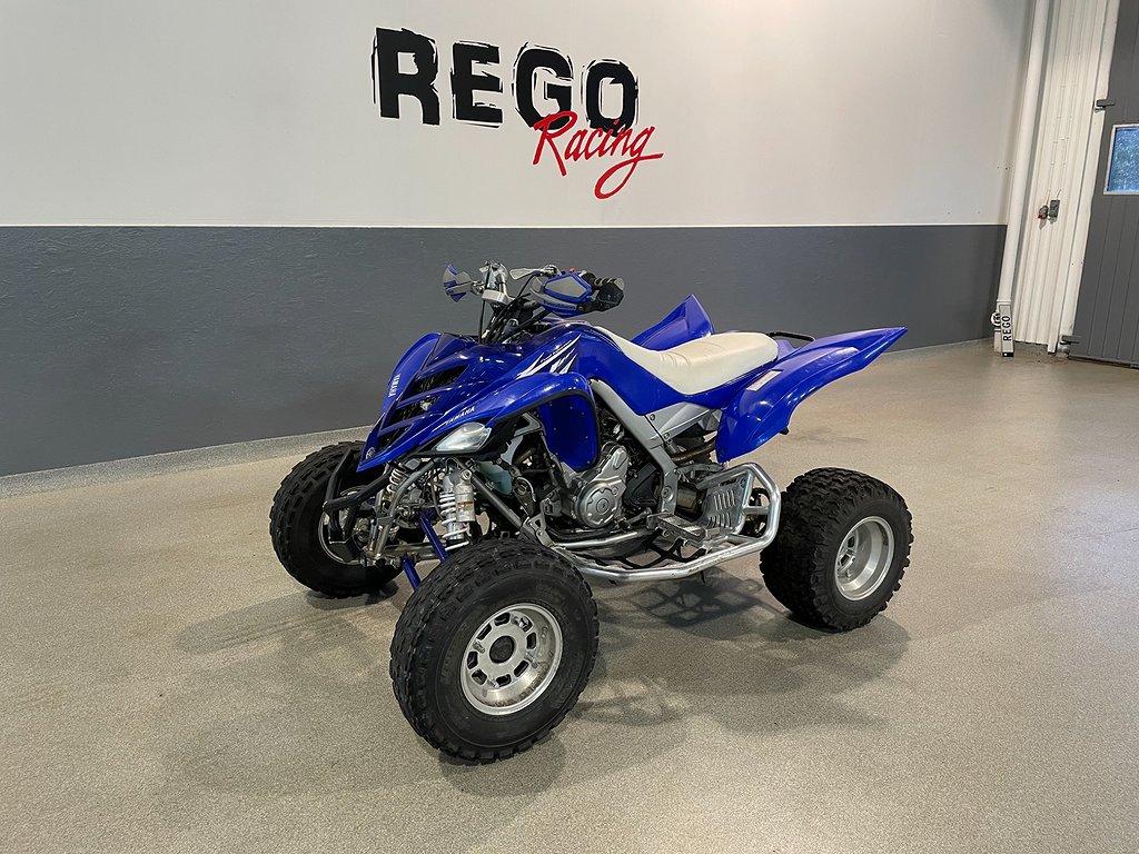 Yamaha Raptor 700 Vägregistrerad