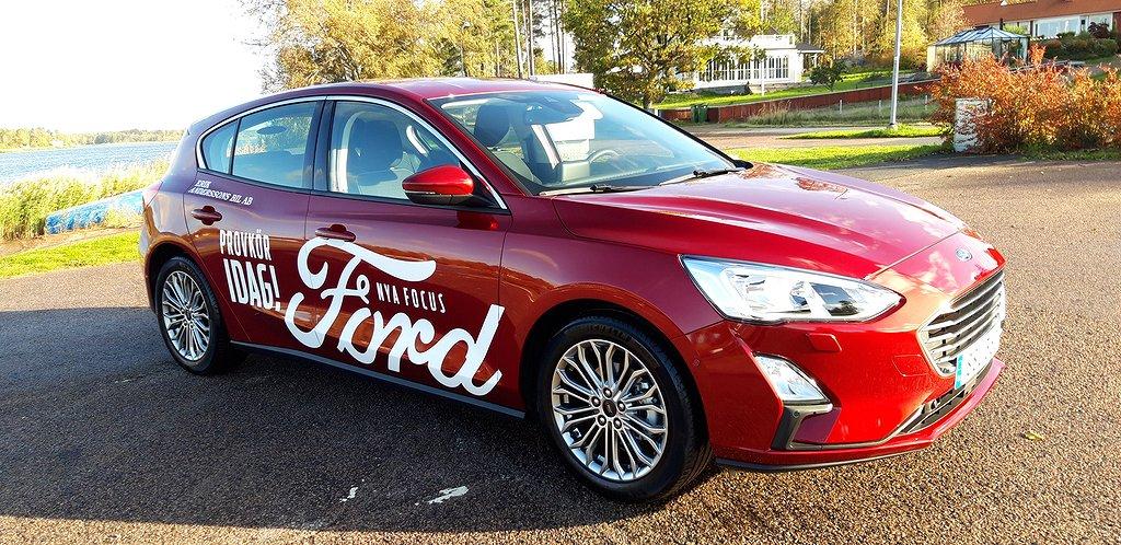 Ford Focus Nya Focus 5D TITANIUM 1.0T 125 HK EcoBoost