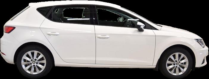 Modellbild av en Seat Leon 5 Dörrars