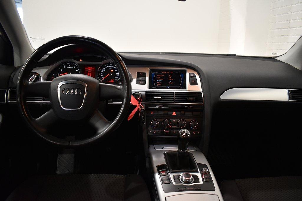 Audi A6 2.0 TFSI Avant (170hk)