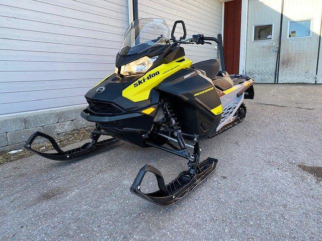 Ski-doo Renegade Sport 600 ACE *MOMSAD*