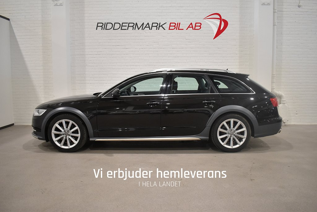 Audi A6 Allroad 3.0 TDI quattro (204hk)