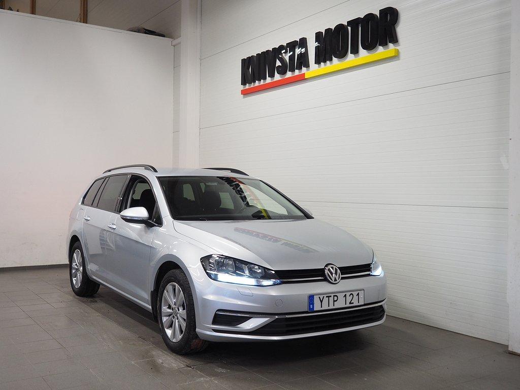 Volkswagen Golf Sportscombi 1.0 TSI AUT 115hk Drag 2019