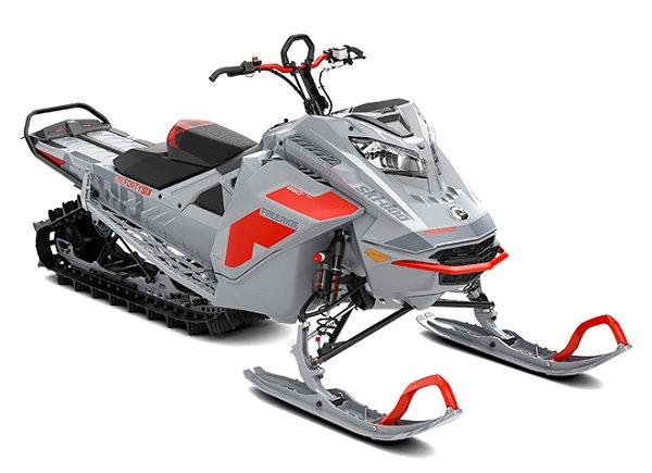 Ski-doo Freeride 146 850 E-TEC ES -21