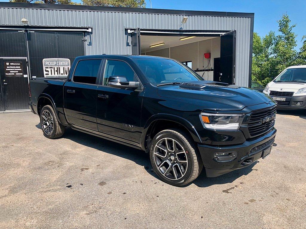Dodge Ram Crew Cab Sport Black Edition 2516:- åsskatt!