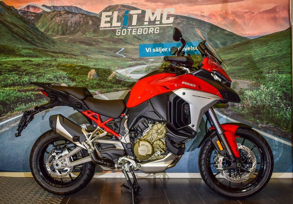 Ducati Multistrada V4S TRAVEL & RADAR