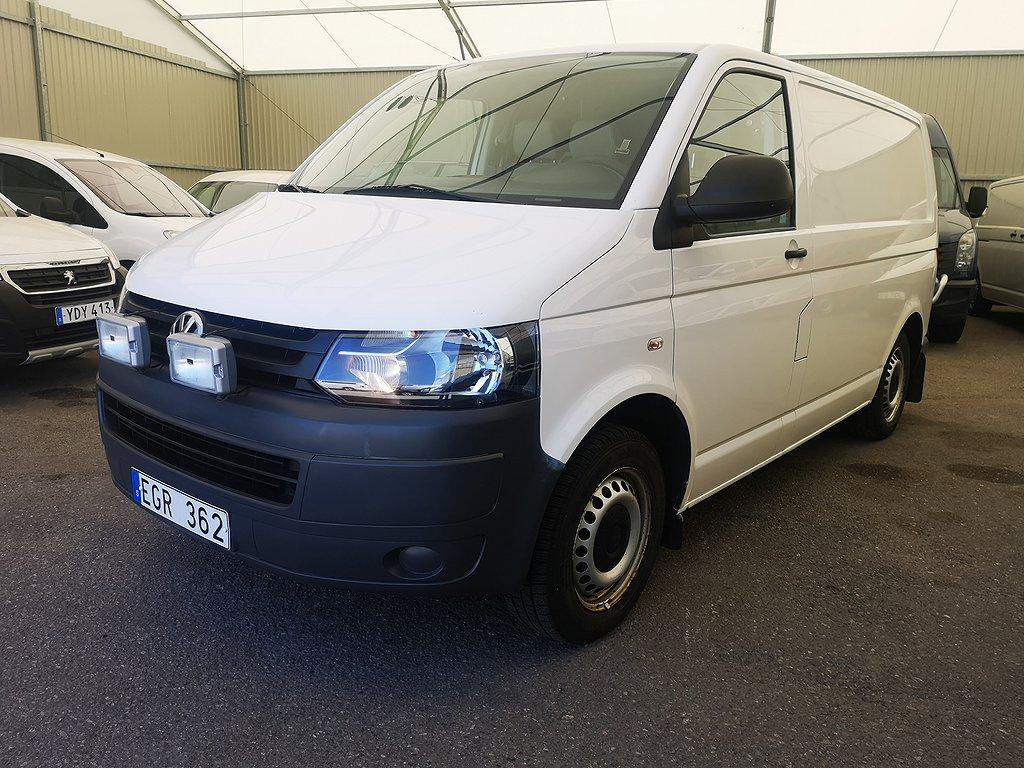 Volkswagen Transporter 2.0 Ecofuel Gas/Bensin Verkstadsinredd.