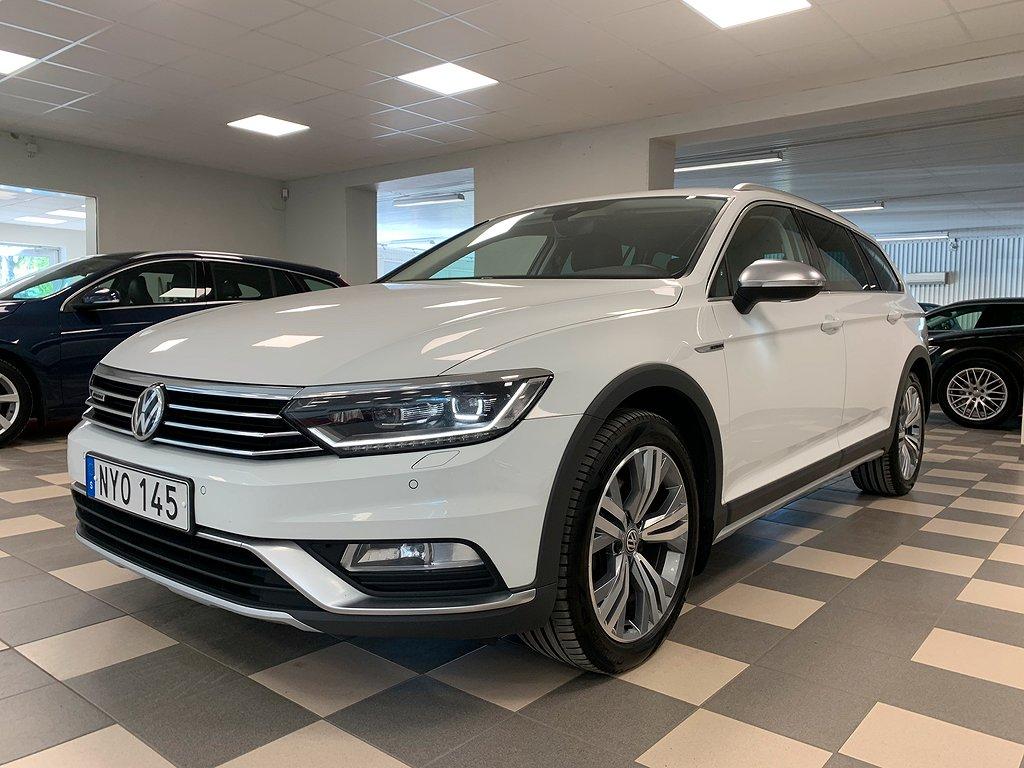 Volkswagen Passat Alltrack TDI 4M DSG Executive Dies.v. drag