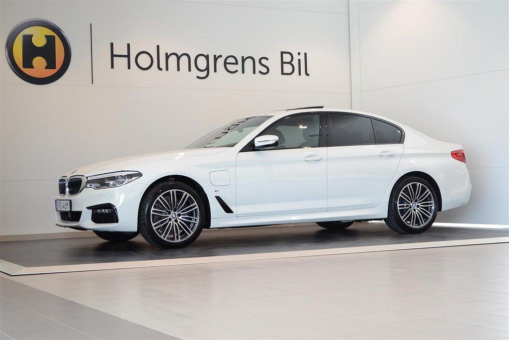 BMW 530 e M Sport Navi Innovation Driving Assistant Plus Drag Tacklucka