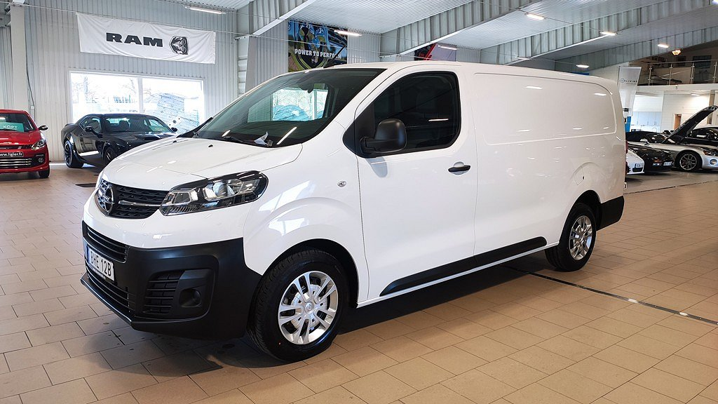 Opel Vivaro BUSINESS L3H1 2.0 BlueHDi 180 S/S AT8