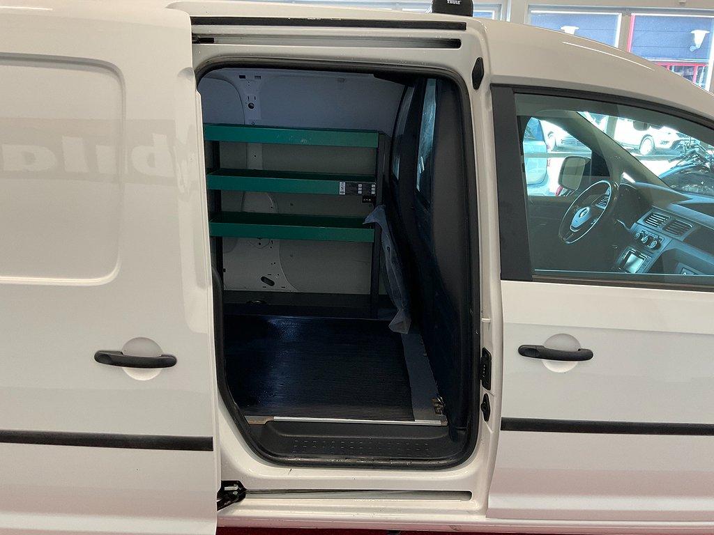 Volkswagen Caddy, Maxi 2.0 TDI BlueMotion DSG  Euro 6 102hk