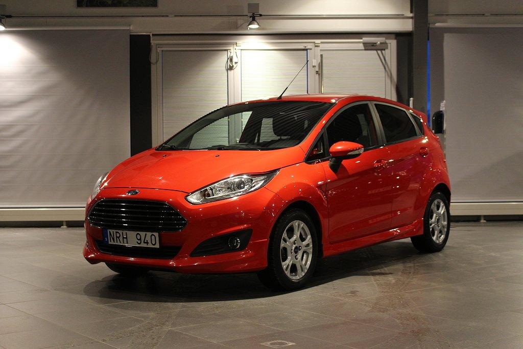 Ford Fiesta Titanium 5-Dörrar 1. 0 Ecoboost 100HK