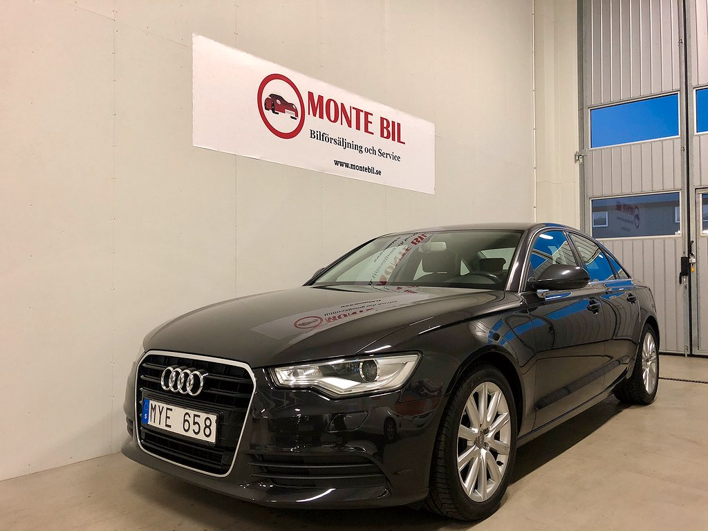 Audi A6 Sports Edition 6 mån garanti