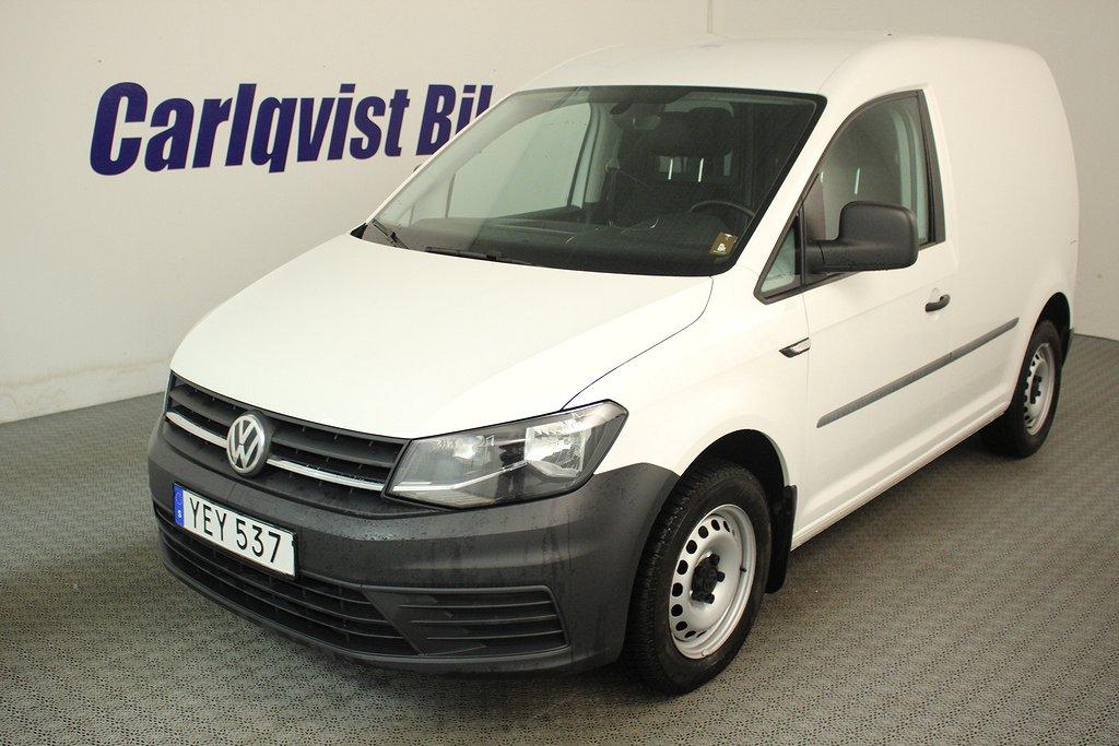 Volkswagen Caddy SKÅP TDI 75HK