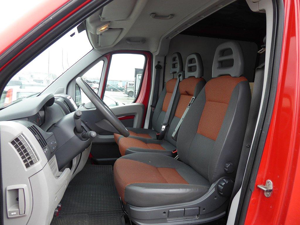 Fiat Ducato 2.3 Multijet Crossbuss