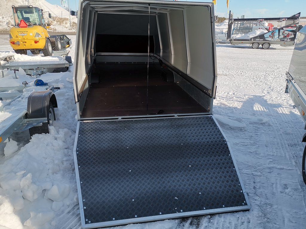 BRP Carrier 490 TXi/hel bakgavel