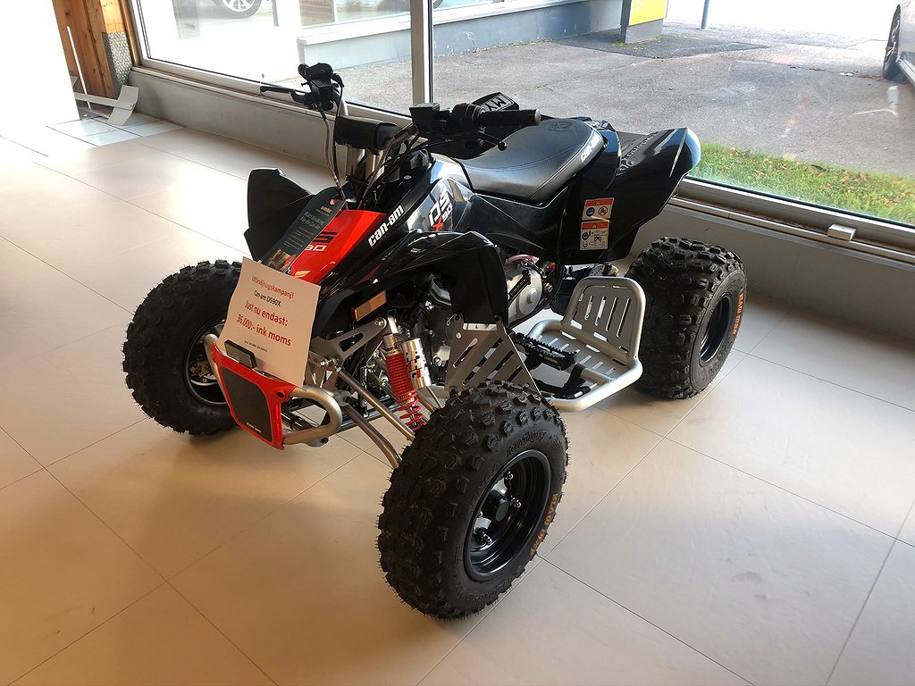 BRP Can-Am DS 90 X KAMPANJ