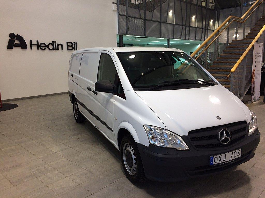 Mercedes-Benz Vito 113 CDI SKÅP LÅNG 136 HK