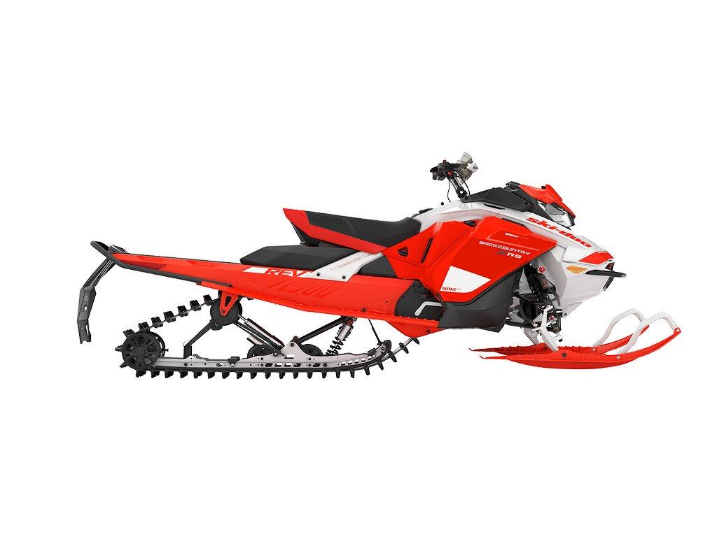 """Ski-doo Backcountry Xrs 850 146"""" (kampanj)"""