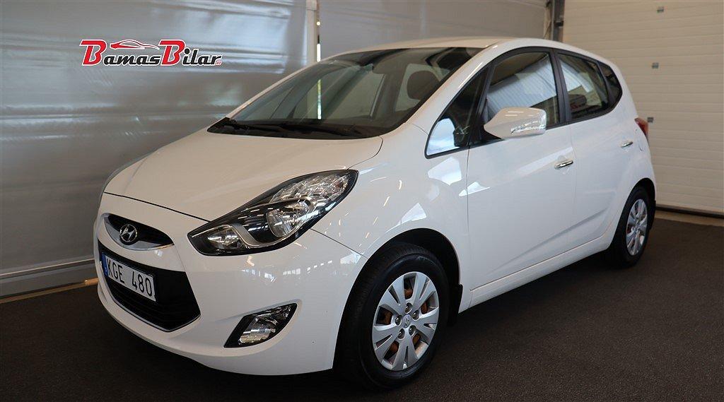Hyundai ix20 1.6 Manuell, 125hk