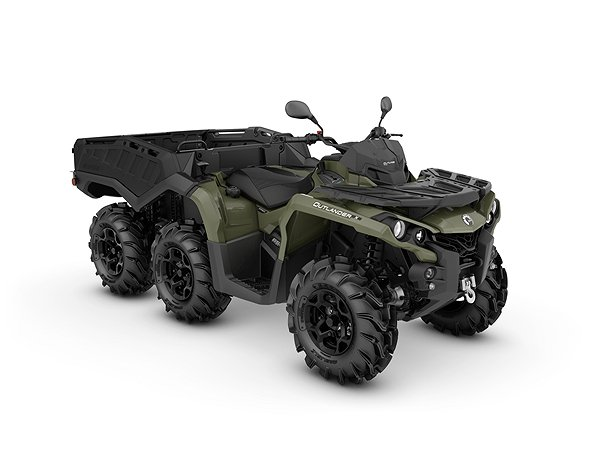 Can-Am Outlander 6x6 PRO+ 650 T