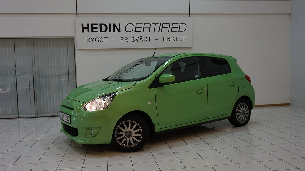 Mitsubishi Space Star 1.2 AUTOMAT Feel Green Edition