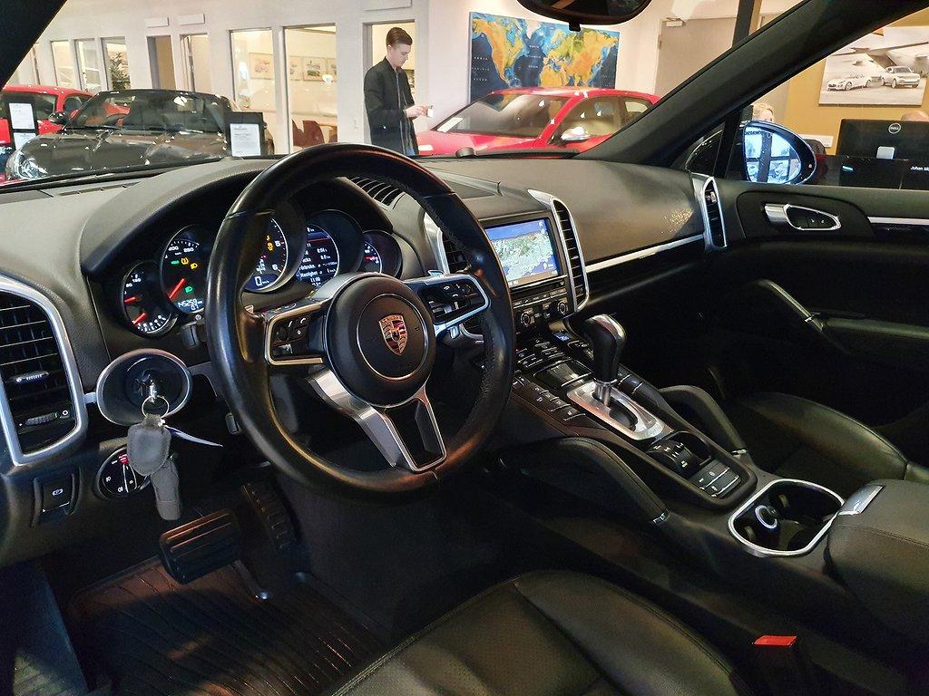 Porsche Cayenne Diesel S TipTronic 262hk