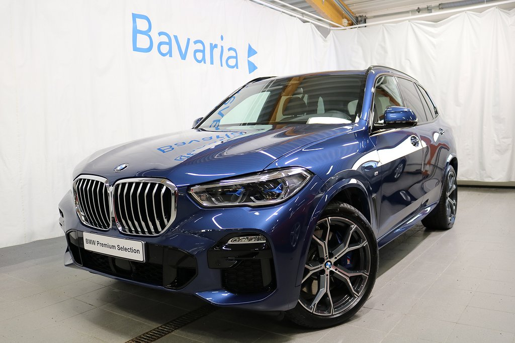 BMW X5 xDrive 30d Innovation, M-Sport, Nypris 997 000-